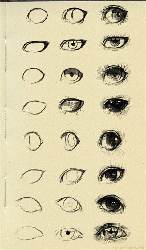 1000 images about ojos a l 193 piz on pinterest eyes m 225 s de 1000 ideas sobre tutoriales de dibujo a l 225 piz en
