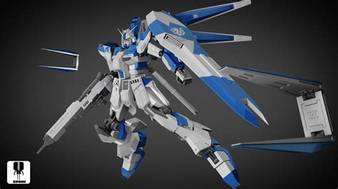 wallpaper nu gundam rx 93 v2 hi nu gundam by zipbox on deviantart
