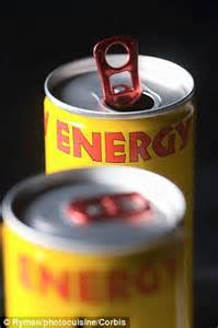 1 energy drink a day two energy drinks a day increases the risk of
