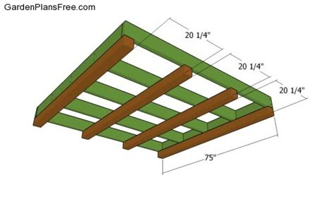 How To Build Skids For A Shed by Shed Plans On Skids Garden Shed Plans Build A Picnic