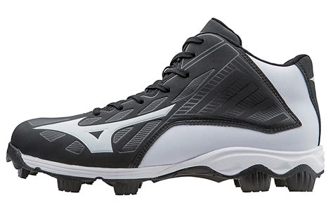 mizuno shoes football mizuno adv franchise 8 mid baseball shoes american
