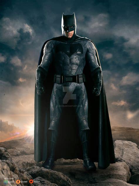 Justice League Batman Telor justice league batman by goxiii on deviantart