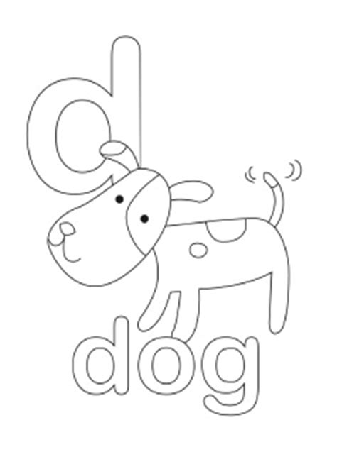 learning alphabet coloring pages letter d 008 alphabet coloring pages mr printables