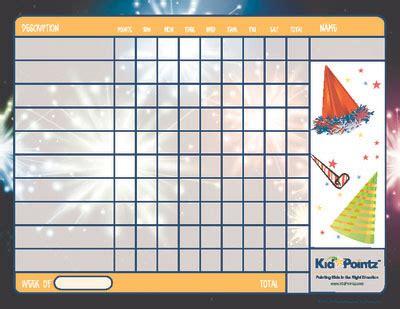 new year year chart behavior charts new years theme kid pointz