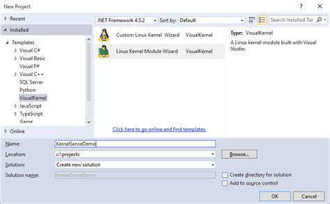 tutorial linux kernel exploring the linux kernel using visual studio and