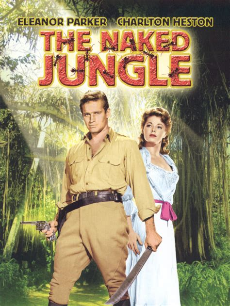 celebrity jungle tv guide the naked jungle movie trailer reviews and more tvguide