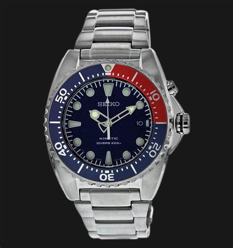 Jam Tangan Tissot Kinetik seiko ska369p1 kinetic diver 200m blue jamtangan