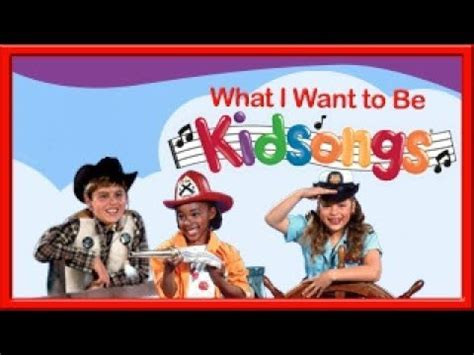 Want To Be Nerdy With Me Day 92 by Kidsongs What I Want To Be Part 2 Nursery Rhyme Songs