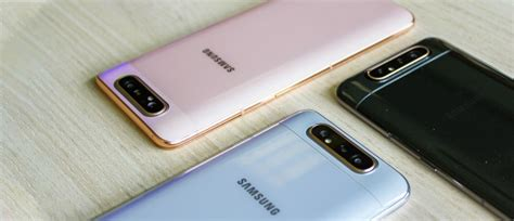 How Much Is Samsung Galaxy A80 by Samsung Galaxy A80 And A70 On Review Gsmarena Tests