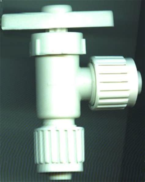 3 8 pex angle stop valve