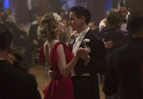 amazon prime commercial actress little man matt bomer lights up amazon prime with the last tycoon