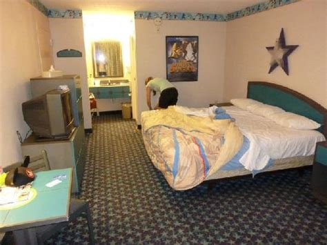 Review Room Room With King Bed Picture Of Disney S All