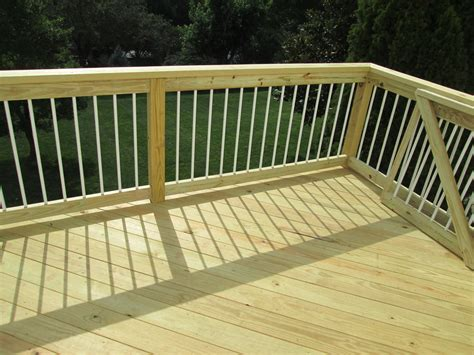 porch deck pressure treated lumber for decks or screened porches by