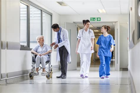 Nhs Mba by Improving Organisational Performance In The Sector
