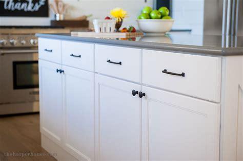 Kitchen Hardware: 27 Budget Friendly Options   The Harper