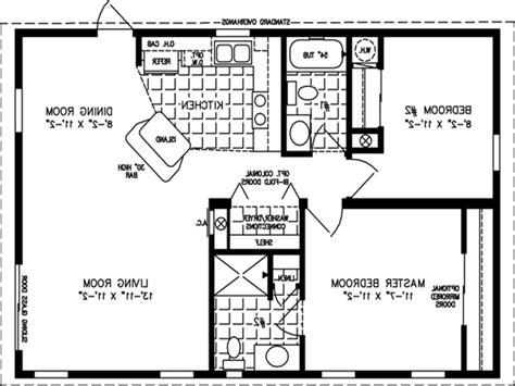 Two Bedroom 500 Sq Ft House Plans Google Search Cabin Life 1096 Sq Ft 2 Bhk