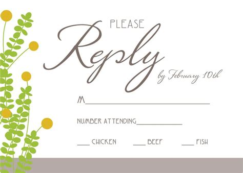 vintage wedding invitation and rsvp customize with your colors diy