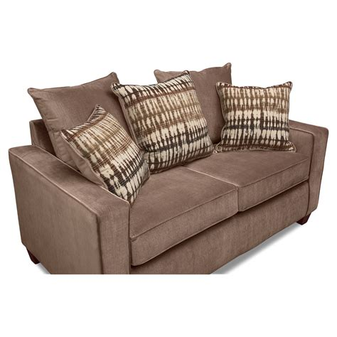 sleeper sofa and loveseat set bryden memory foam sleeper sofa and loveseat set