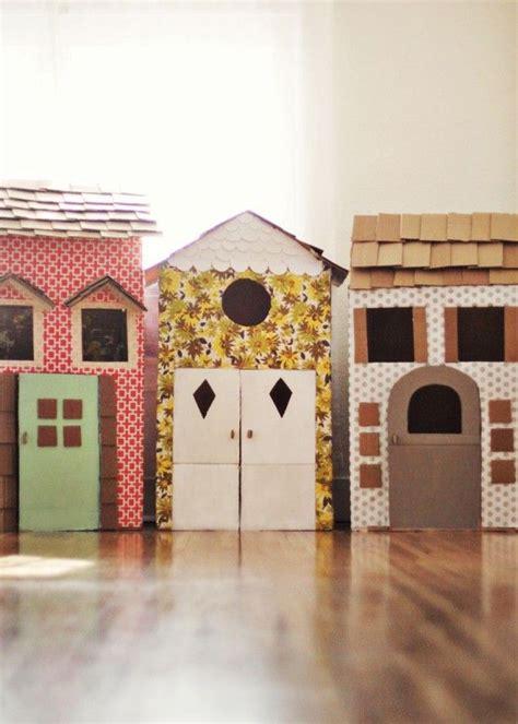kartonnen huis in holland staat een kartonnen huis inspiration kids