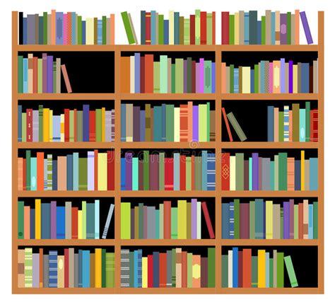 Scaffale Per Libri by Scaffale Per Libri Isolato Illustrazione Vettoriale