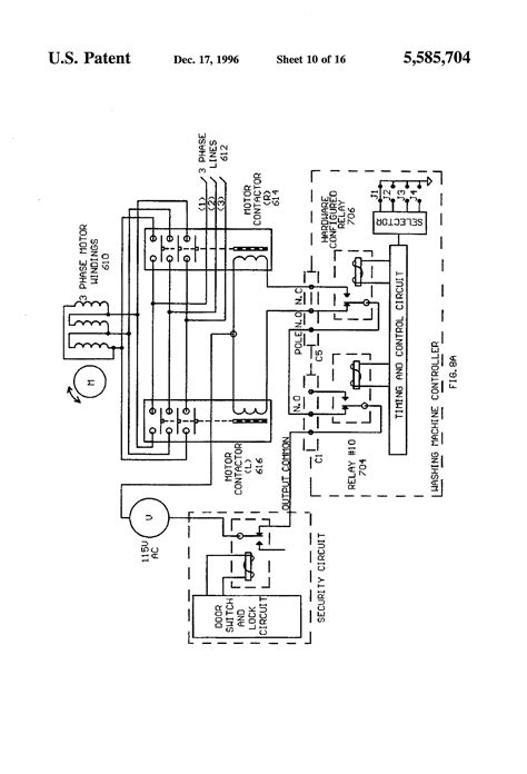 lg semi automatic washing machine wiring diagram new