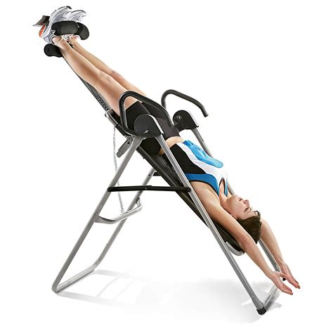 inversion bench body flex inversion table