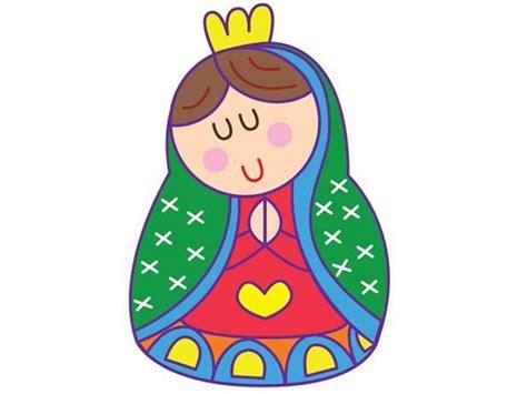 imagenes la virgen de guadalupe en caricatura fotos de virgen de guadalupe mexico caricatura imagui