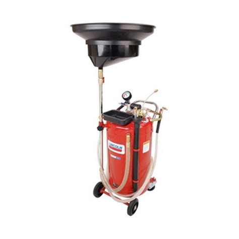 lincoln industrial  gal  fluid combo drain