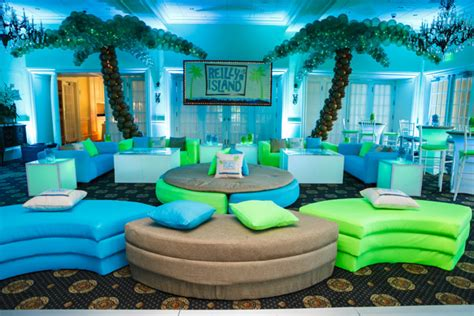 resort theme ideas 5 name inspired bar bat mitzvah party theme ideas