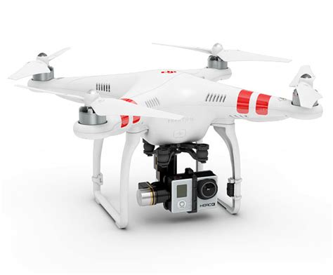 Dji Phantom 2 the dji phantom 2 quadcopter with h3 2d zenmuse gimbal for sale