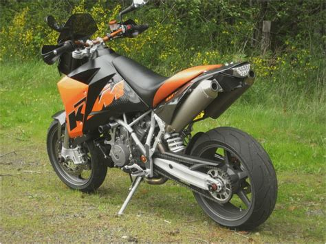 Ktm 990 Top Speed 2008 Ktm 990 Supermoto Motorcycle Review Top Speed
