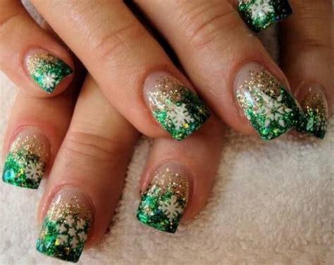 snowflake patterns nails 20 cool snowflake nail art designs hative