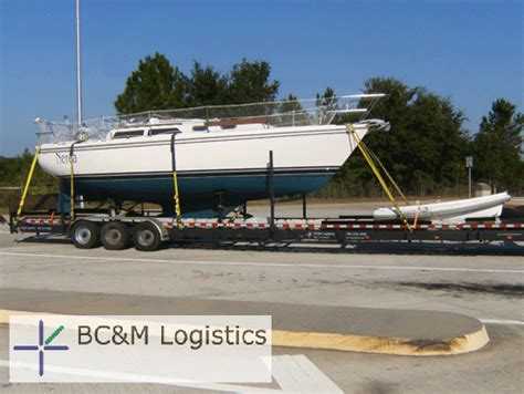 boat transport companies in kansas bc m logistics photo gallery worldwide boat car