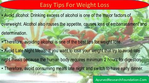 10 Easy Weight Loss You Must by 10 Easy And Tips For Weight Loss