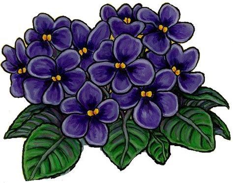 violet clipart 17 best images about violet crafts on