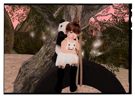 Black Panda Pink Mc second youth lilangelicdeviants panda