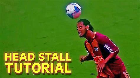 football skills tutorial skill how to get past a player ronaldinho soccer skills how to balance a football on