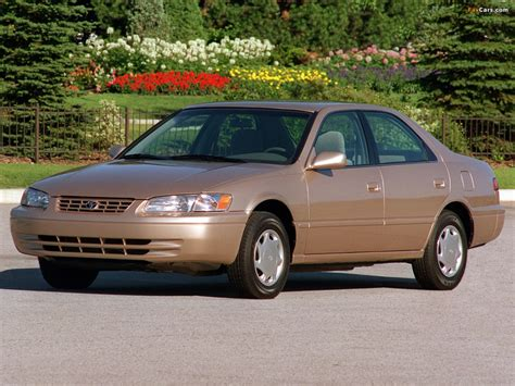 1997 Toyota Camry Pictures Curbside Classics 1997 Toyota Camry And 1998 Honda Accord