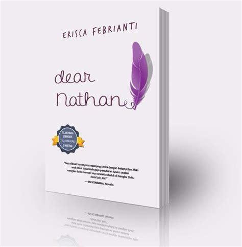 Dear Nathan Edisi Cover dreamer review novel dear nathan karya erisca febriani