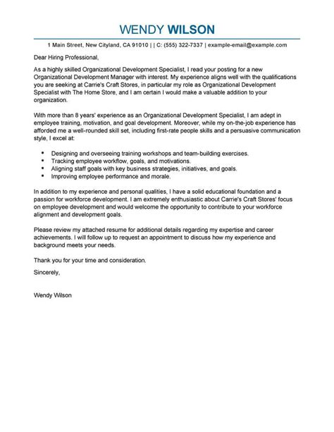 cover letter leadership exle best management shift leader cover letter exles
