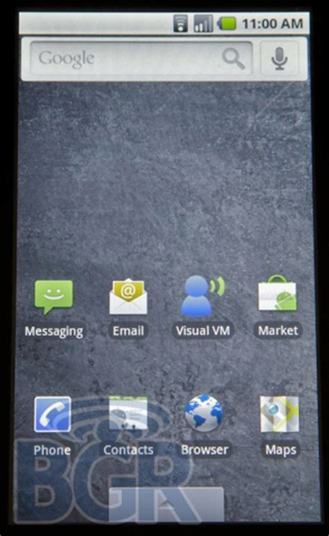 android 2.0 'eclair' leaked, screenshots look so good