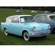 Ford Anglia Gasser Also 1959 105E On Ebay