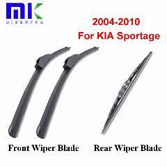 2006 Kia Sportage Rear Wiper Blade Front Rear Wiper Blades Para Kia Sportage 2004 2005 2006