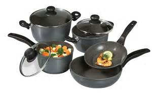 cookware for ceramic cooktop stoneline cookware review nonstick set