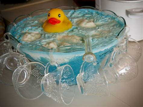 Baby Shower Punches by Bathtub Punch For Baby Shower Bon Appetit