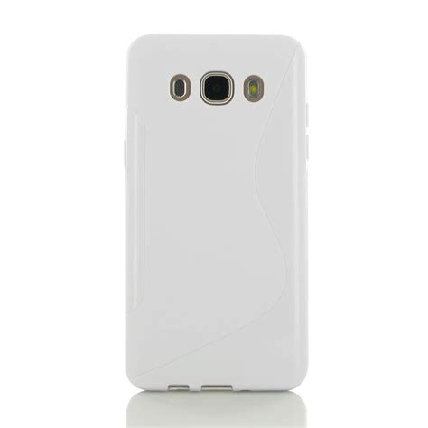 Casing Samsung Galaxy J5 2016 Softcase Bumper Motif Telephone Box samsung galaxy j5 2016 soft white s shape pattern pdair