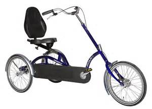 pin wheelchair tandem bike childrens trikes cycles