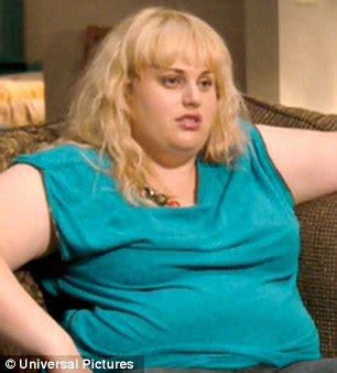 australian actress weight loss bridesmaids star rebel wilson reveals 33lb weight loss