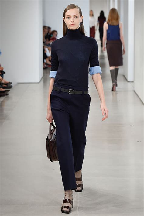 show spring 2015 fashion and hair trends for 65 year old women jil sander women s fashion show fall winter 2014 2015 on