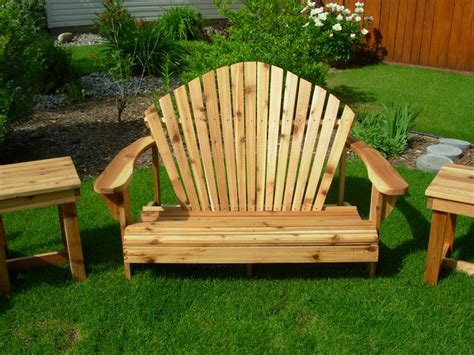 unfinished wood patio furniture 1000 ideas about rustic outdoor furniture on